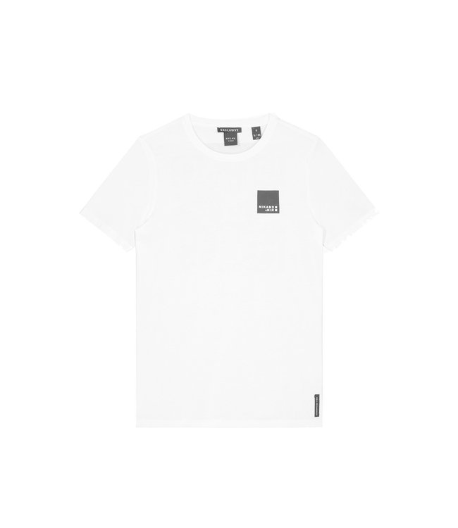 Nik & Nik Nik & Nik : T-shirt Marnix (White)