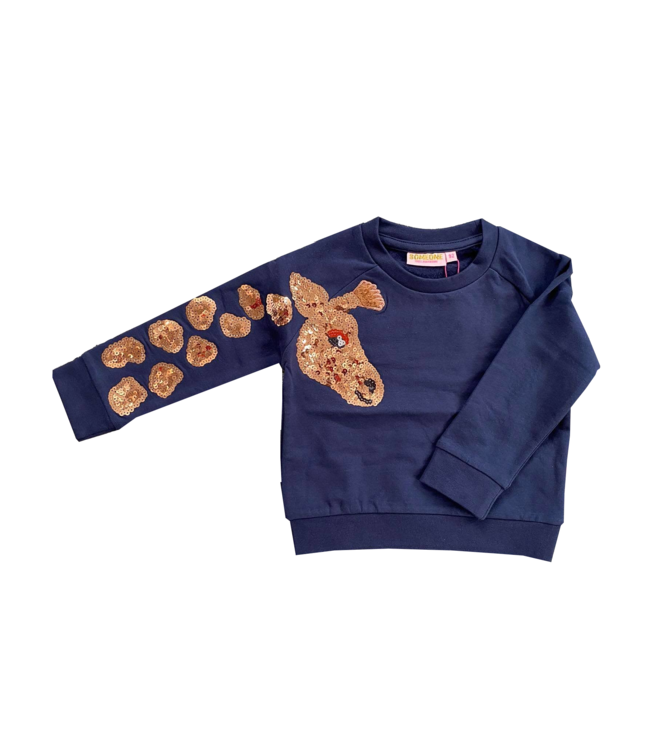 Someone Someone : Sweater Esmee (Navy)