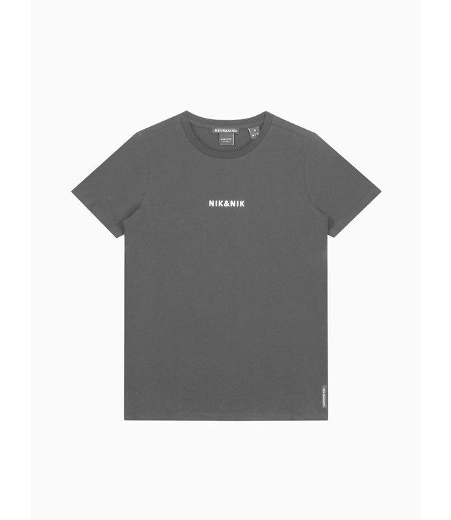 Nik & Nik Nik & Nik : T-shirt Subtle (Black)