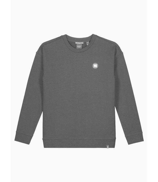 Nik & Nik Nik & Nik : Sweater Mixo (Black)