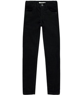 Name it Name it : Zwarte velours broek