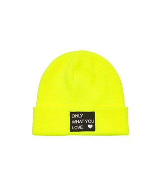 Only Kids Only Kids : Muts Madison (Safety yellow)