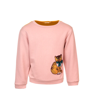 Mini Rebels Mini Rebels : Sweater Roxy (Old pink)