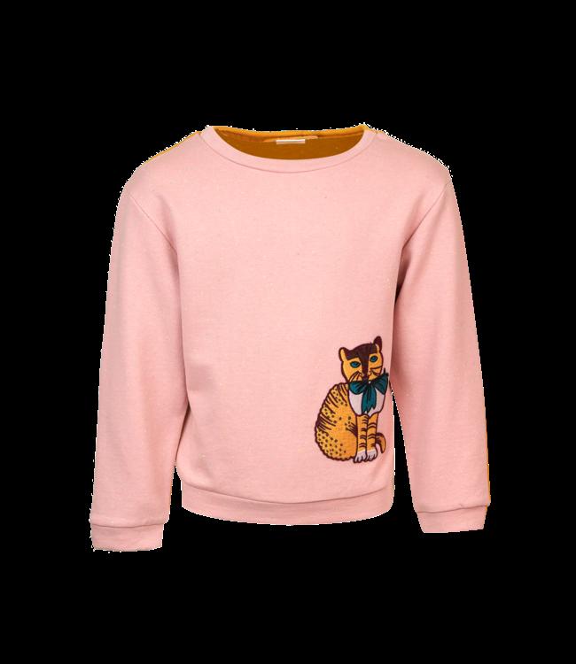 Mini Rebels Mini Rebels : Sweater Roxy (Old pink)