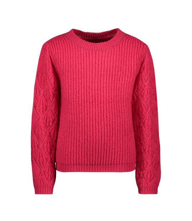 Like Flo Like Flo : Roze knit