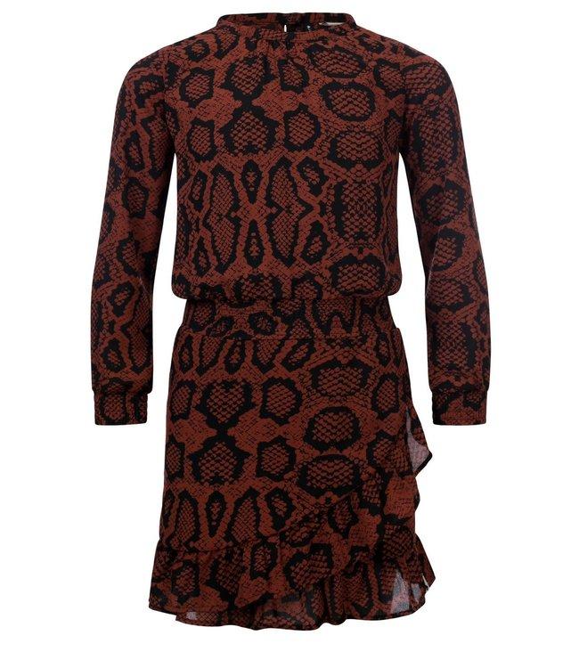 Looxs Looxs : Kleed in slangenprint