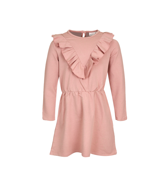 Mini Rebels Mini rebels : Roze kleed Roxy