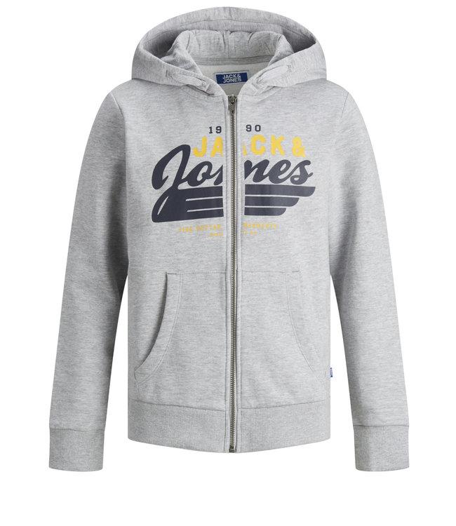 Jack & Jones Jack & Jones : Hoodie Logo (Grey)