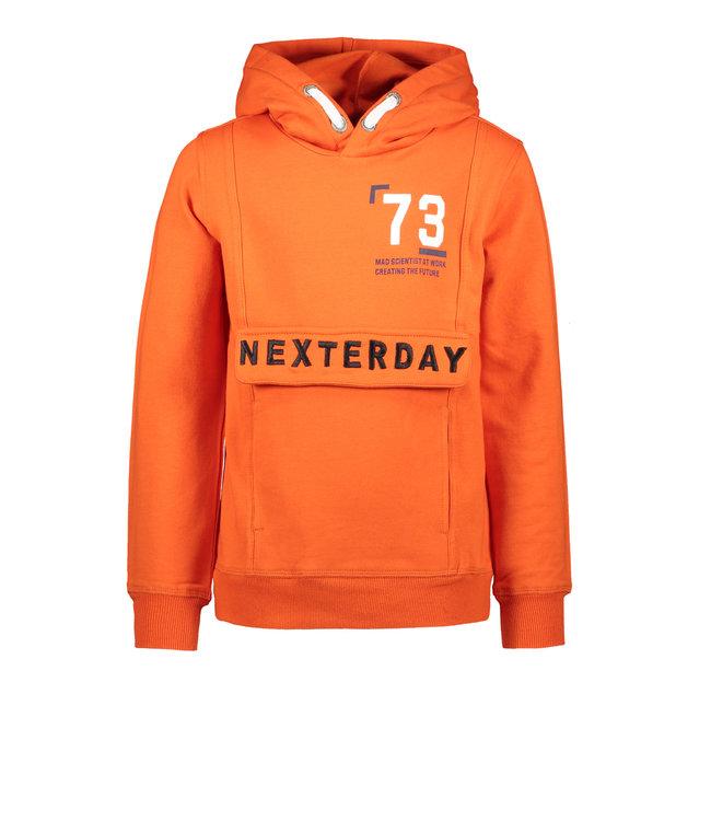 Tygo & Vito Tygo & Vito : Oranje hoodie 73
