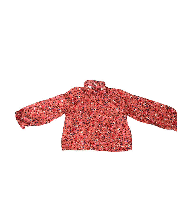Mini Rebels Mini Rebels : Gebloemde blouse