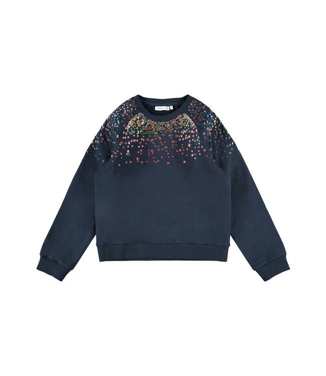 Name it Name it : Sweater Naimma (Dark sapphire)