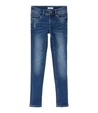 Name it Name it : Skinny jeans Pete (Medium blue)