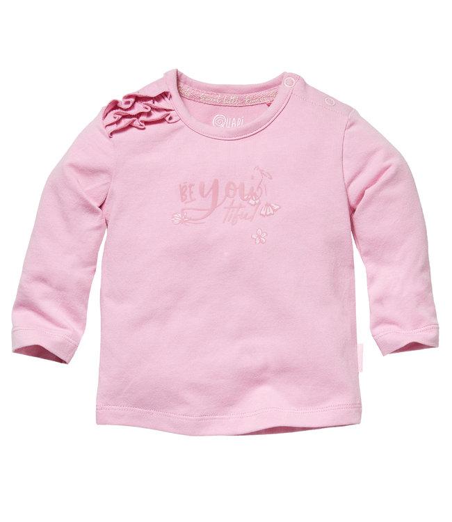 Quapi Quapi : Longsleeve Zehra (Pink)