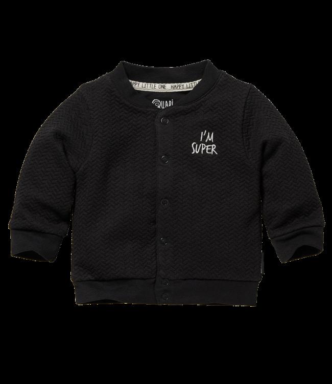 Quapi Quapi : Vest Zavi (Dark grey)