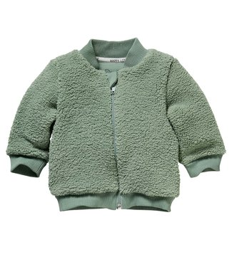 Quapi Quapi : Warm vest Zeb (Dusty green)