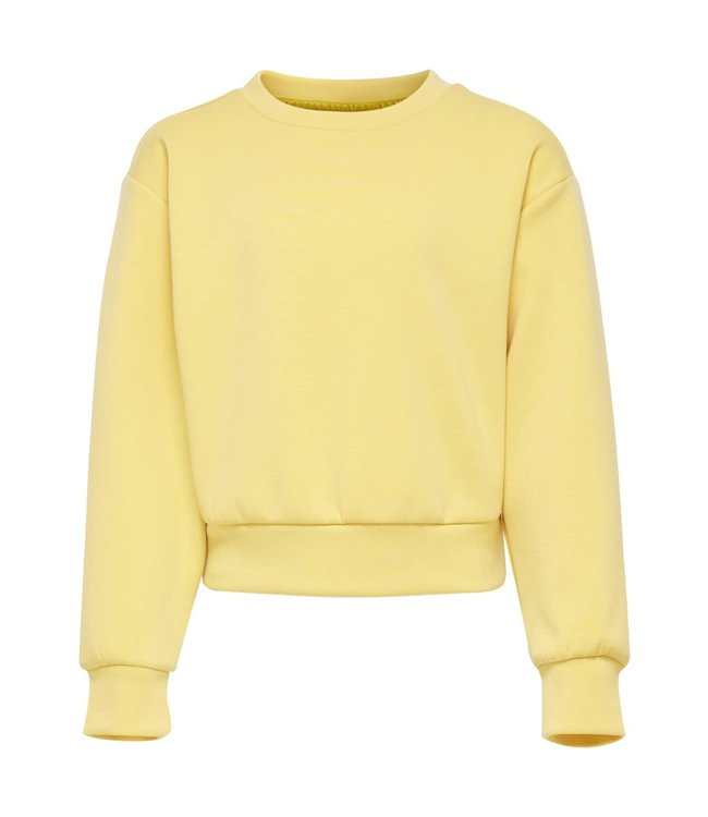 Only Kids Only Kids : Sweater Scarlett (Yellow)