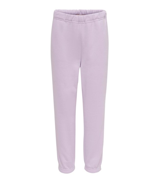Only Kids Only Kids : Joggingbroek Comfy (Lila)