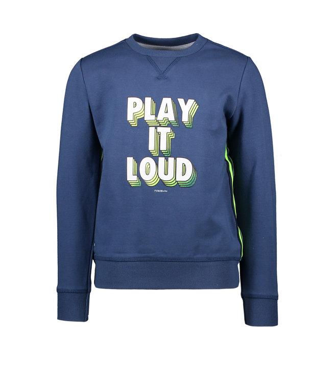 Tygo & Vito Tygo & Vito : Sweater Play it loud