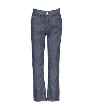 Le chic garçon Le chic garçon : Geklede blauwe broek