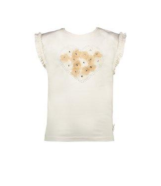 Le chic Le chic : Ecru T-shirt