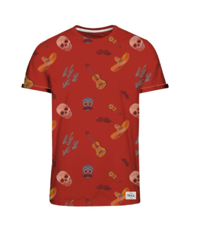 Name it Name it : T-shirt Trumbo (Ketchup)