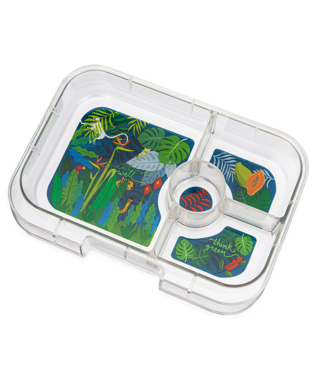 Yumbox Yumbox : Tray Panino Jungle