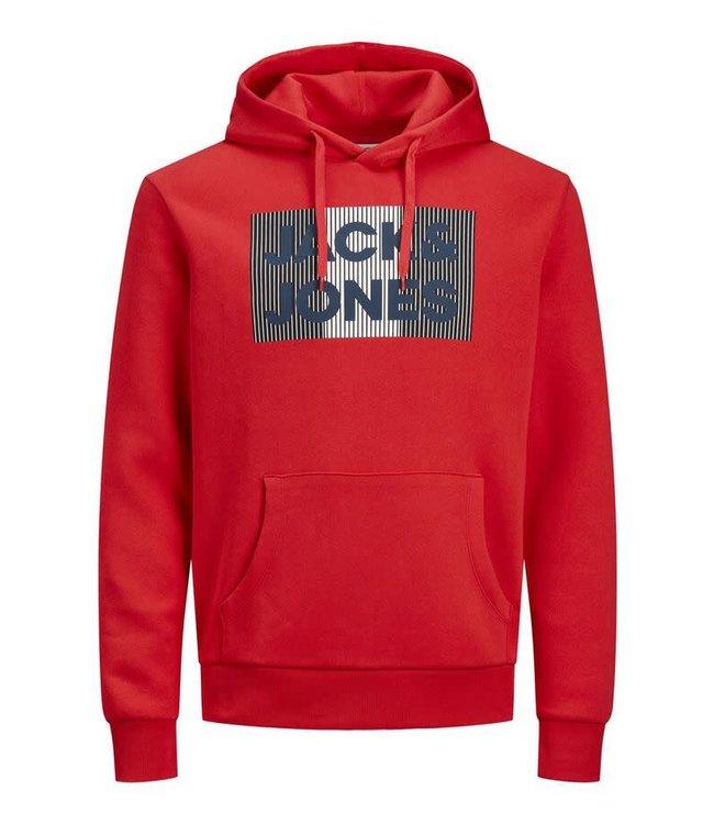 Jack & Jones Jack & Jones : Hoodie Corp (Red)