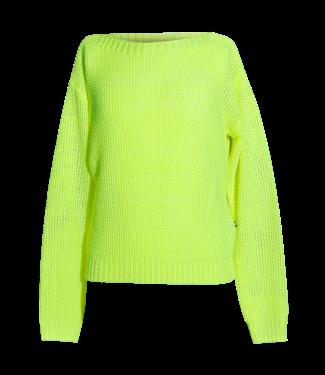 Someone Someone : Fluogele knit Glamour