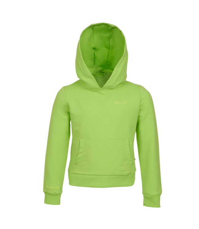 Someone Someone : Hoodie Hype (fluogroen)