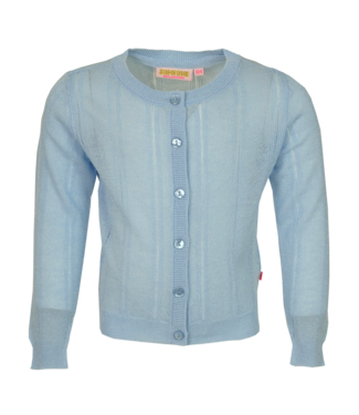 Someone Someone : Cardigan Home (Light blue)