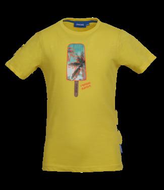Someone Someone : T-shirt Resort (Yellow)