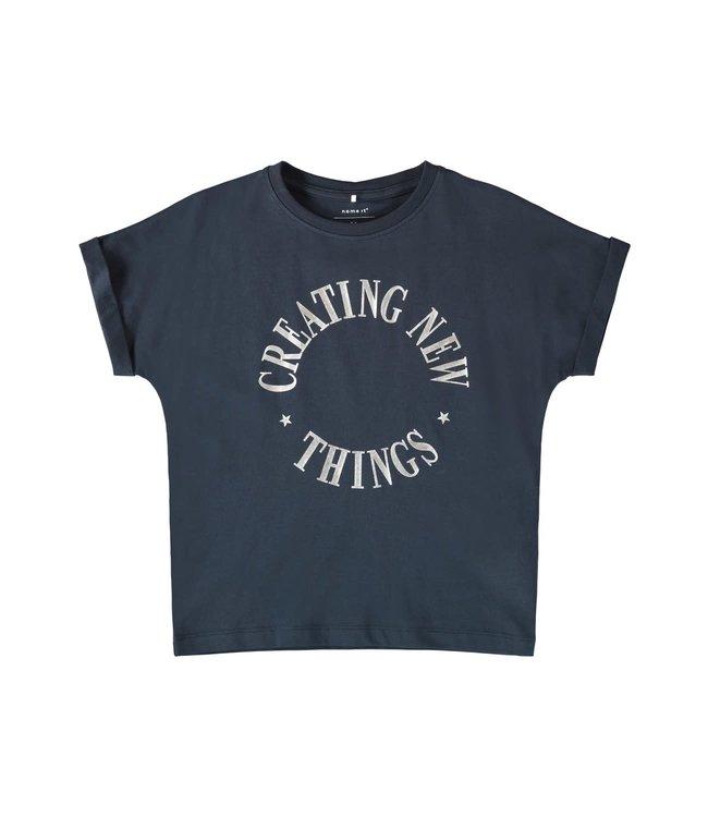 Name it Name it : T-shirt Bisan (Dark sapphire)