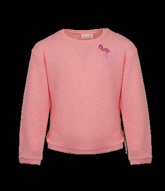 Mini Rebels Mini Rebels : Sweater Maly (fluo pink)