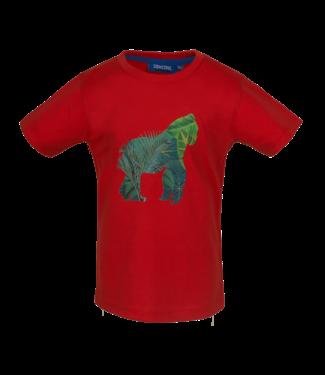 Someone Someone : T-shirt Kenya (Red)