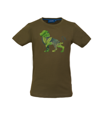Someone Someone : T-shirt Kenya (Khaki)