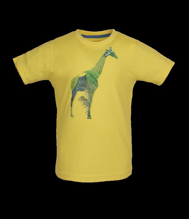 Someone Someone : T-shirt Kenya (Yellow)