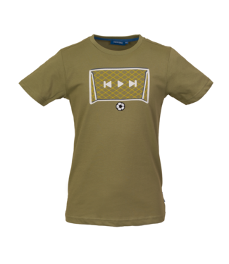 Someone Someone : T-shirt Score (Light khaki)