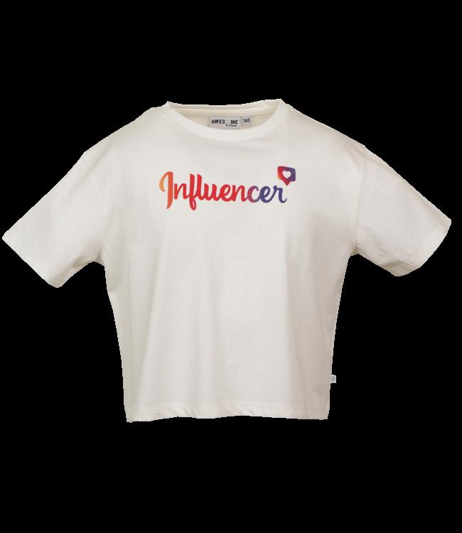 Someone Someone : T-shirt Social (White)
