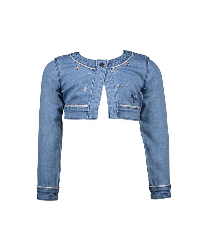 Le chic Le chic : Kort jeansjasje