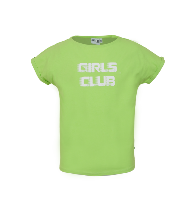 Someone Someone : T-shirt Hype (Fluo green)