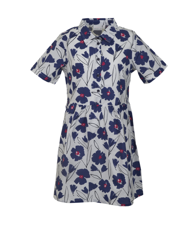 Mini Rebels Mini Rebels : Kleed Squeeze (Navy)