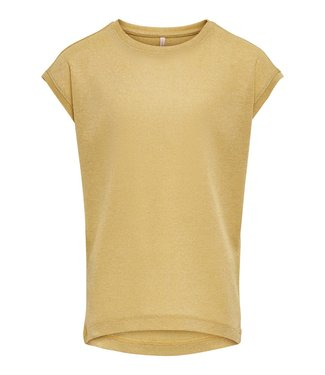 Only Kids Only Kids : T-shirt Silvery (Gold)