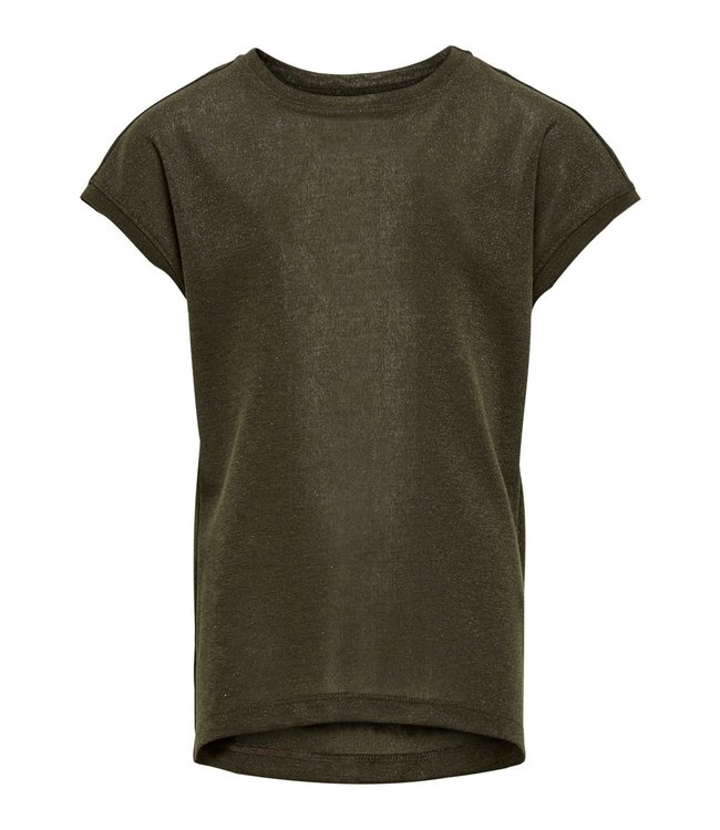 Only Kids Only Kids : T-shirt Silvery (Olive)