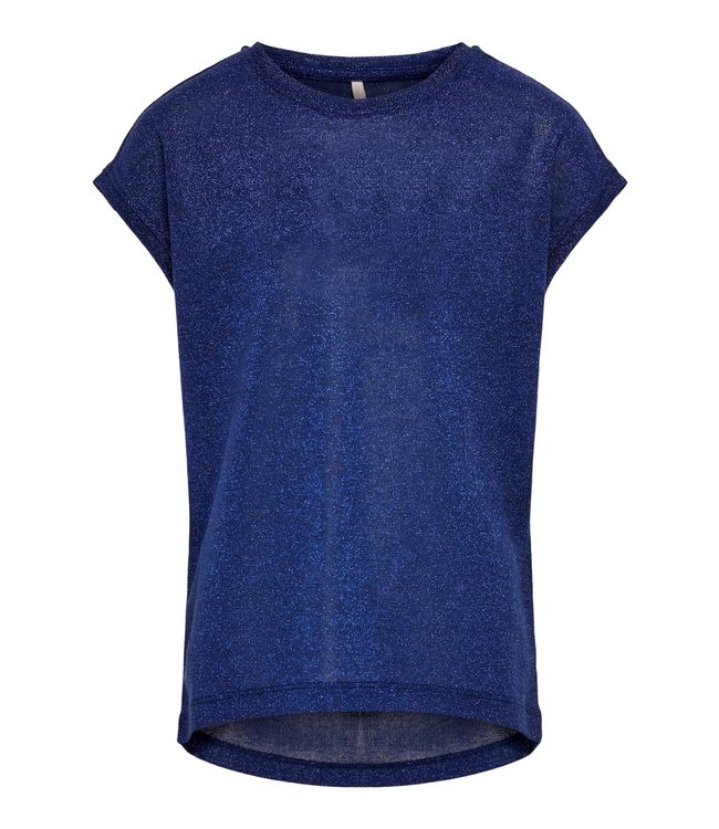 Only Kids Only Kids : T-shirt Silvery (Indigo)