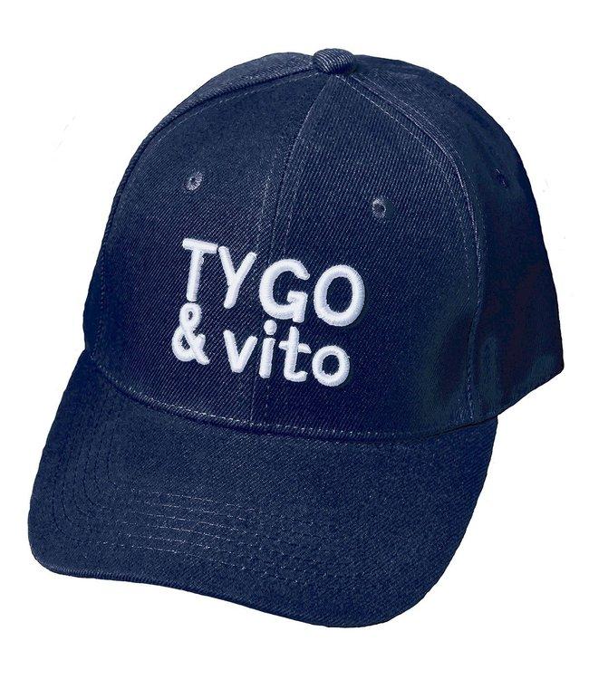 Tygo & Vito Tygo & Vito : Donkerblauwe pet