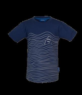 Someone Someone : T-shirt Jawsy (Navy)