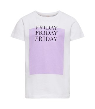 Only Kids Only Kids : T-shirt Friday