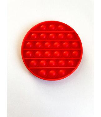 Pop it : Rood rondje