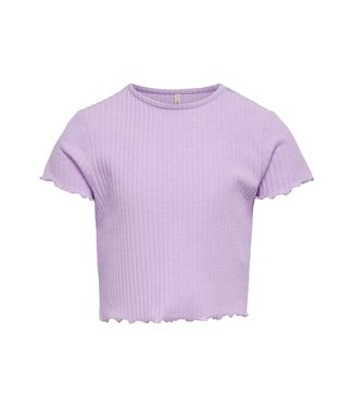 Only Kids Only Kids : Croptop Nella (Lila)