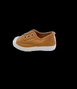 Cienta Cienta : Sneaker Mostaza
